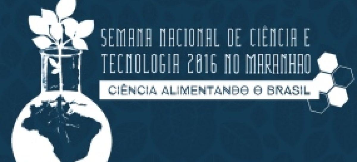 Aberta seleção pública para avaliadores de atividades na Semana de Ciência e Tecnologia do Maranhão 2016