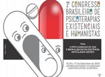 Fapema apoia I Congresso Brasileiro de Psicoterapias Existenciais e Humanistas