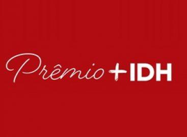 Inscrições para o Prêmio Mais IDH encerram na quinta-feira (22)
