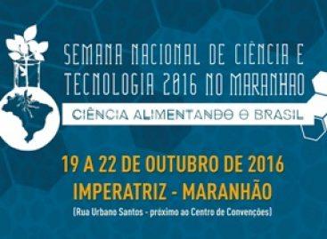 Governo divulga aprovados e programação de pôsteres para a Semana Nacional de Ciência e Tecnologia do Maranhão