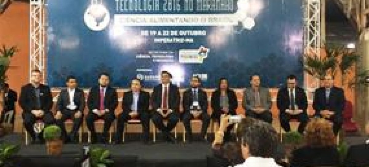 Governador Flávio Dino faz abertura da Semana Nacional de Ciência e Tecnologia em Imperatriz