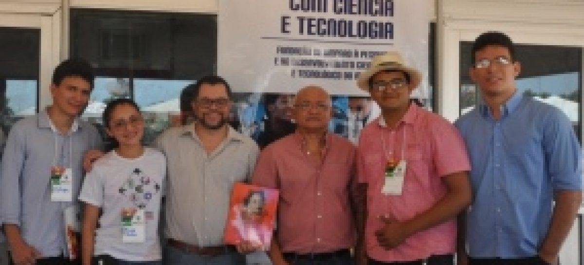 FAPEMA participa da 1º Feira de Agricultura Familiar e Agrotecnologia em Viana/MA