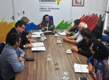 Fapema e UEMA assinam acordo de cooperação técnica para execução de apoio ao Mestrado em Engenharia Aeroespacial
