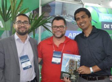 Fapema lança revista Inovação na 13ª Semana de Ciência e Tecnologia do Maranhão, em Imperatriz