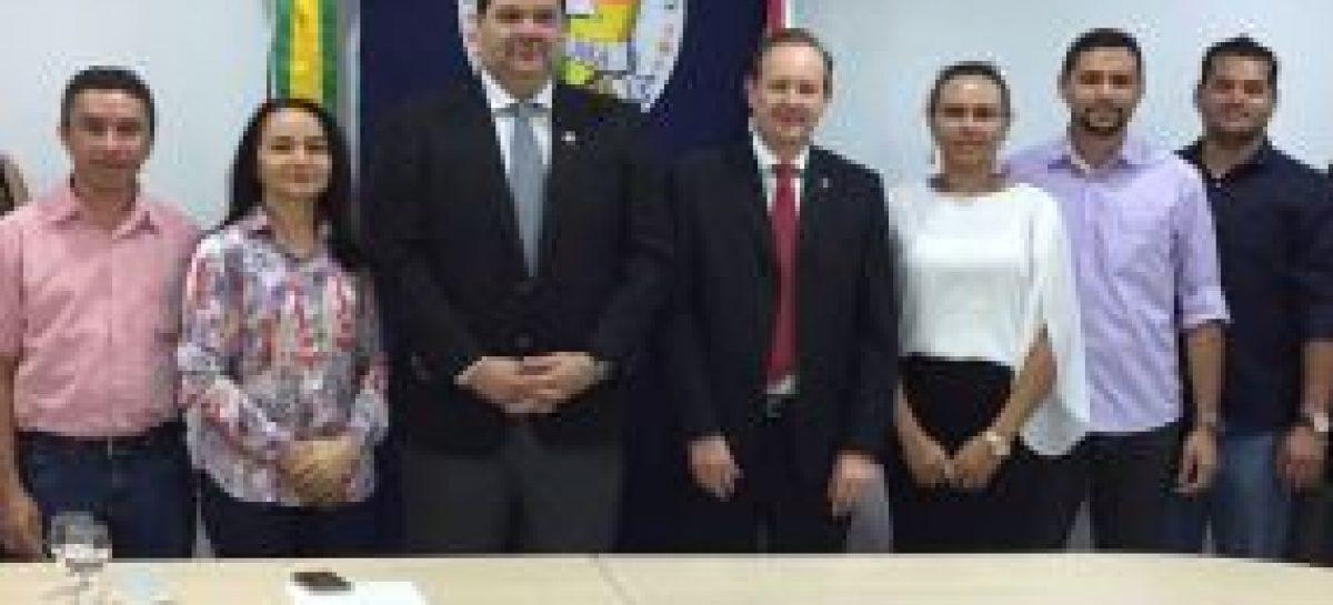 Sagrima e Uema firmam acordo para elaboração do Zoneamento Agropecuário do Maranhão