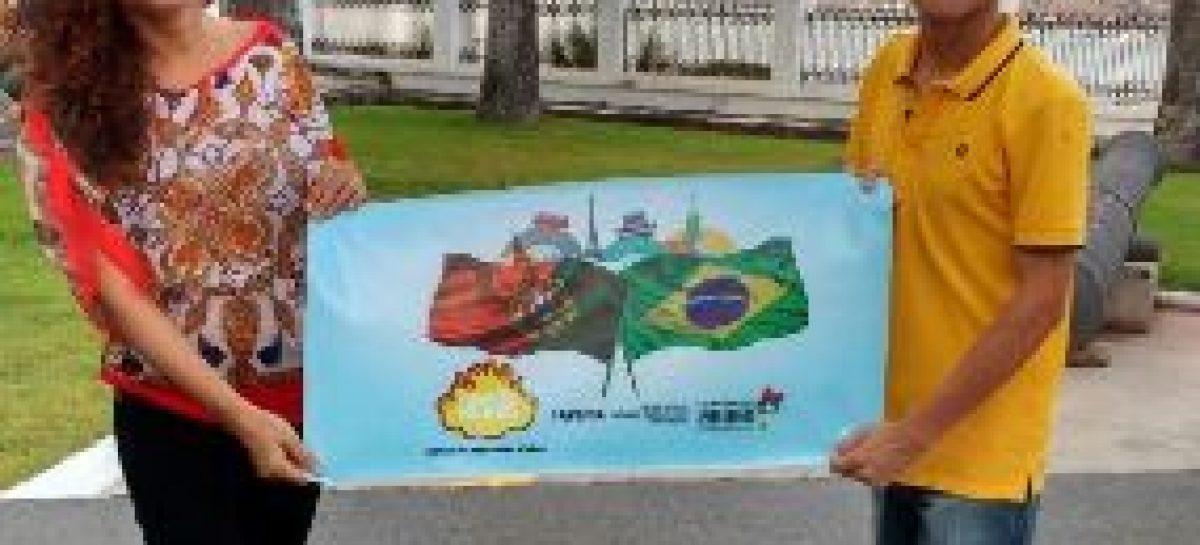 Com apoio da Fapema, alunos da UEMA embarcam para estágio na Universidade de Aveiro em Portugal