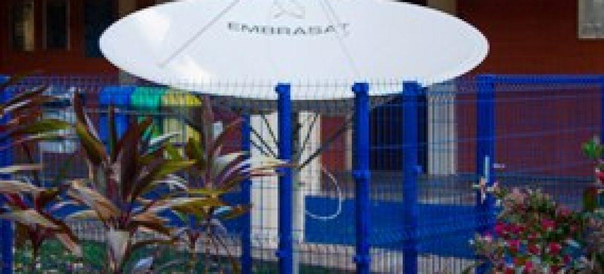 UEMA recebe equipamento para monitorar informações ambientais via satélite