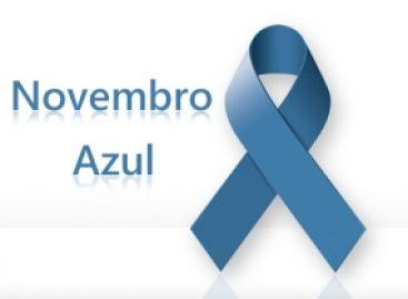 Governo programa ações de prevenção ao câncer para o Novembro Azul