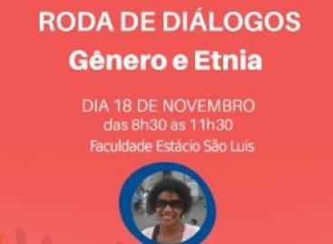 Roda de diálogos discute gênero e etnia