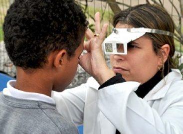 Tracoma é objeto de estudo em alunos da rede municipal de ensino de Caxias (MA)