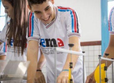 Iema se consolida como modelo de educação com oferta de cursos técnicos integrados ao ensino médio
