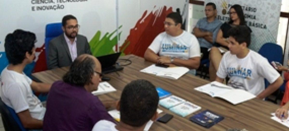 Programa 'Luminar: Caravana da Ciência' atendeu 16 mil pessoas em 22 municípios