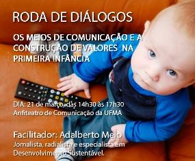 roda de dialogos meios comunicacao