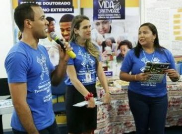 Fapema lança 32ª Revista Inovação e livro sobre bispado no MA na SNCT em Timon