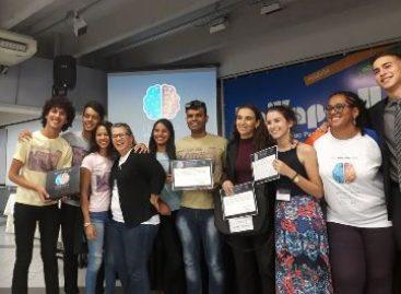 Projeto de pesquisa financiado pela Fapema é premiado em evento científico em São Paulo