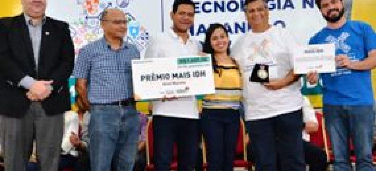 """""""É uma experiência vitoriosa"""", diz Flávio Dino ao abrir Semana de Ciência e Tecnologia em Timon"""