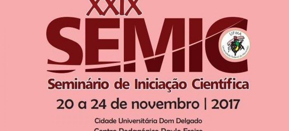 Fapema apoia 29ª Edição do Seminário de Iniciação Científica da UFMA