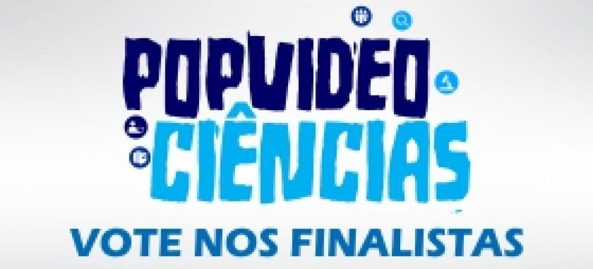 Fapema abre votação para escolha do ganhador da categoria PopVideo Ciências do Prêmio Fapema