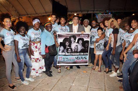 Governo lança programas e editais de mais de R$ 2 milhões para negros e quilombolas