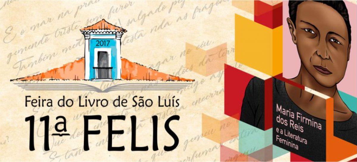 Fapema participa da FeliS com lançamento de livros, revista e apresentação de editais