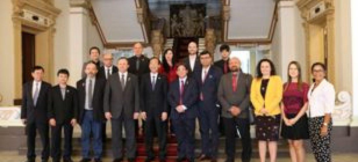 Fapema participa de reunião com instituições de pesquisa no Vietnã