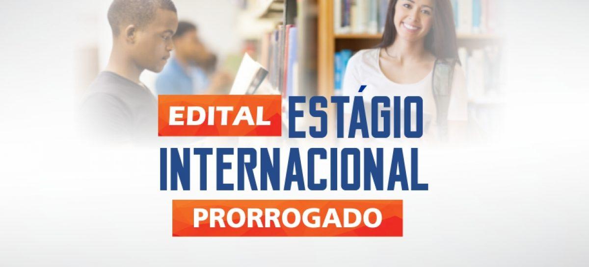 Fapema prorroga até dia 24 de novembro as inscrições no edital de Estágio Internacional