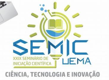 Seminário de Iniciação Científica acontece até esta sexta-feira na Universidade Estadual do Maranhão com o apoio da Fapema