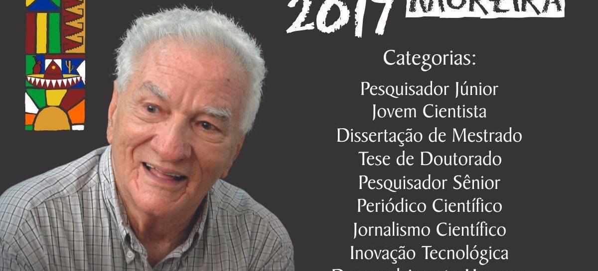 Prêmio FAPEMA homenageia o centenário do nascimento de Neiva Moreira