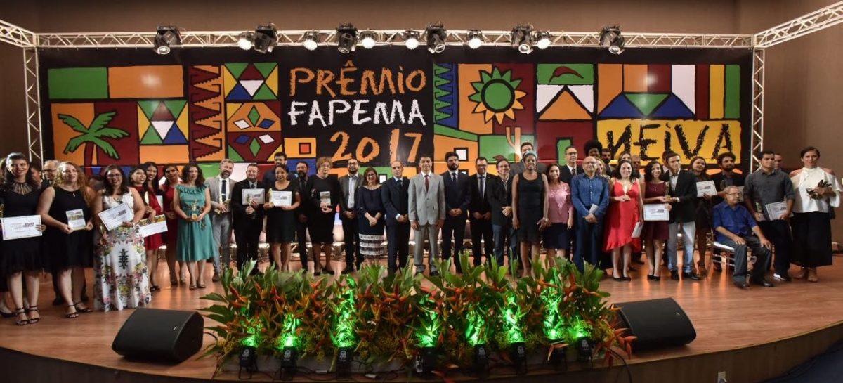 Governo reforça compromisso com a ciência e tecnologia em noite de entrega do Prêmio Fapema