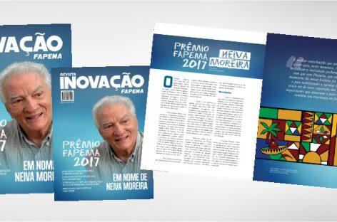 REVISTA INOVAÇÃO Nº 33 – Prêmio Fapema Neiva Moreira