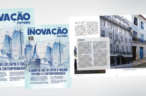 REVISTA INOVAÇÃO Nº 32- A Cidade de São Luís entre traço do passado e a contemporaneidade