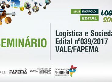 Fapema e Vale promovem seminário do Edital Logística e Sociedade