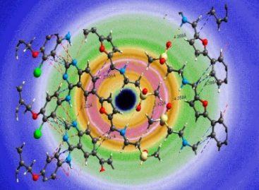 Estrutura de agente antitumoral é analisada com luz síncrotron
