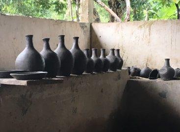 Exposição sobre produção ceramista no quilombo de Itamatatiua, Alcântara será aberta quinta dia 03/05 no Palacete Gentil Braga