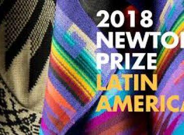 Inscrições para o Prêmio Newton 2018 estão abertas