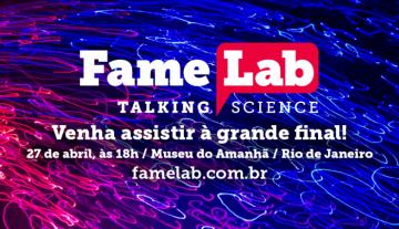 Famelab Brasil apresenta 'novos talentos' da comunicação científica