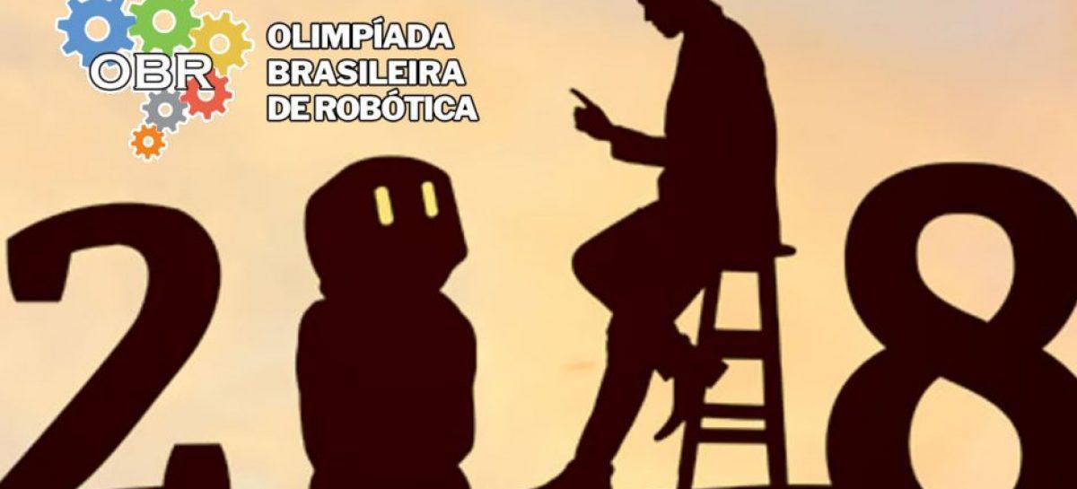 Olimpíada Brasileira de Robótica prorroga inscrições até 25 de maio