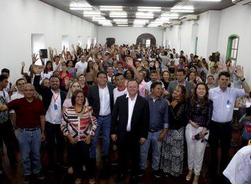 Governo lança projetos 'Emaranhando Sonhos' e 'Fazendo Escola' para empoderamento de estudantes maranhenses
