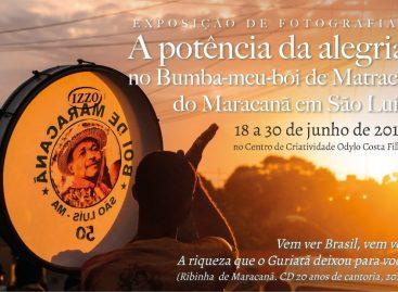 Exposição retrata um dos principais grupos de bumba meu boi do Brasil
