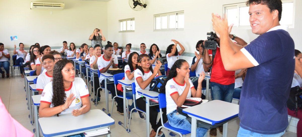 Mais de 840 mil alunos maranhenses estão inscritos na 1ª etapa da OBMEP 2018