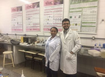 Estudante da UFMA recebe o prêmio Mercosul de Ciência e Tecnologia CNPQ 2017