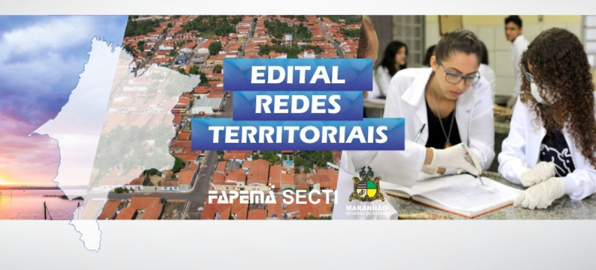 Oficina para elaboração do Edital Redes Territoriais