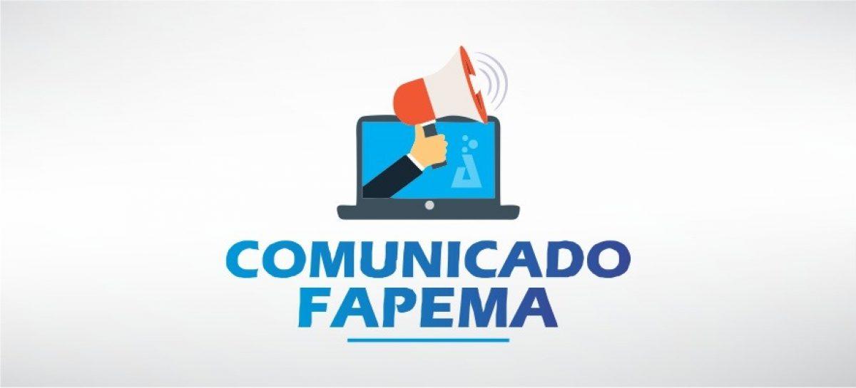 Fapema prorroga até esta quinta-feira (07) prazo para entrega de documentação impressa do edital Livros