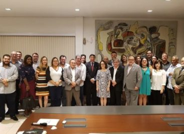 Governador do Piauí recebe representantes do Confap