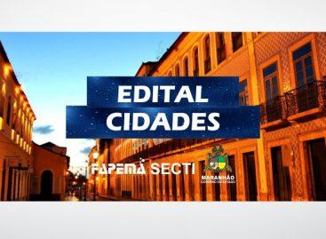 Edital Cidades é pauta de debate