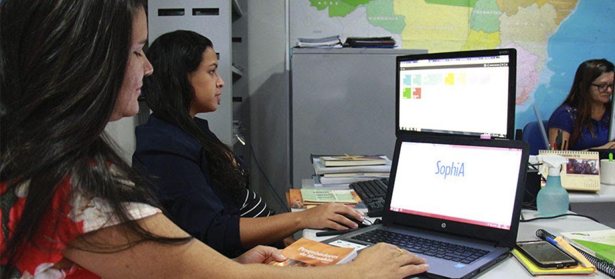 Biblioteca Ignácio Rangel implanta Sistema SophiA para ampliar alcance de usuários