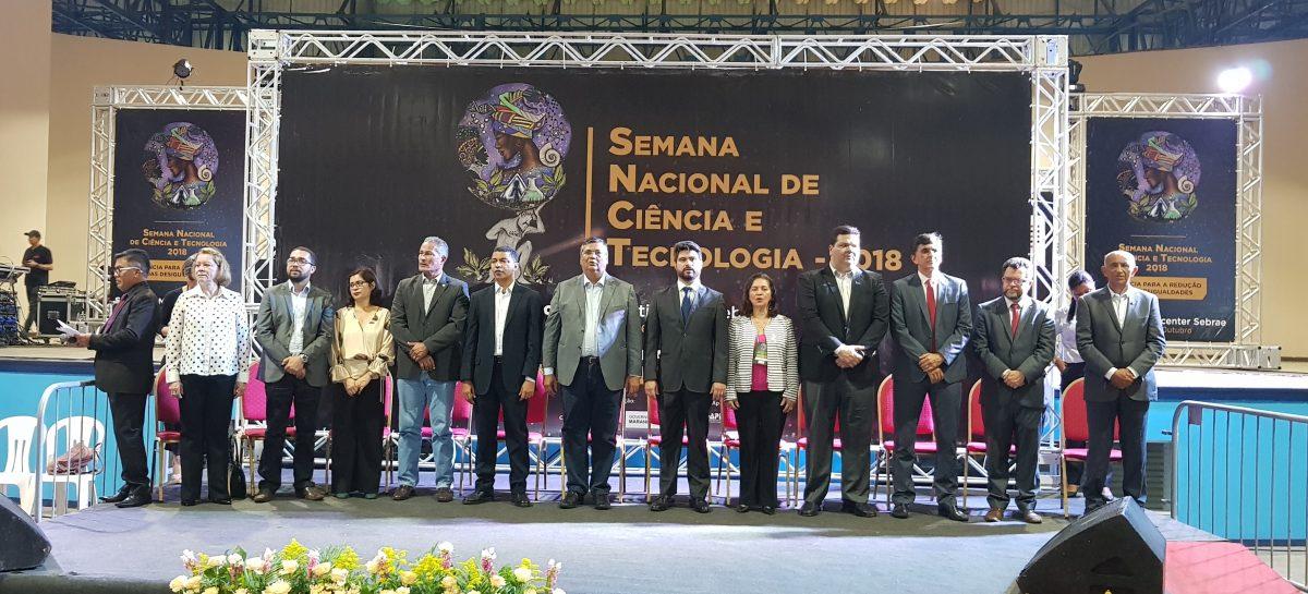 IEMA recebe vários prêmios na Semana Nacional de Ciência e Tecnologia
