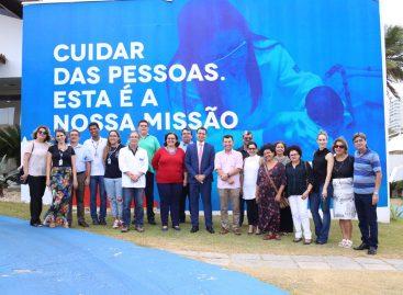 Equipe da FAPEMA e consultores de quatro estados realizam visita à Casa de Apoio Ninar