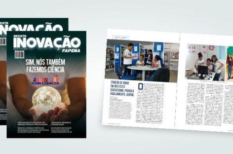 Revista Inovação Edição N°35 – Sim, nós também fazemos ciência