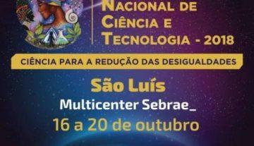 Semana Nacional de Ciência e Tecnologia começa nesta terça-feira (16)